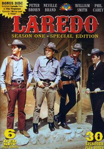 Laredo: Season 1 Special Edition