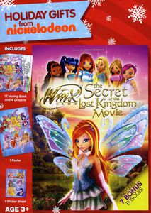 Winx Club: The Secret Of The Lost Kingdom Movie