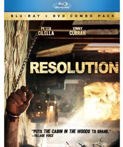 Resolution [BD + DVD Combo Pack]