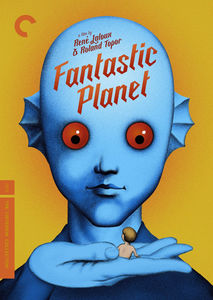 Fantastic Planet (Criterion Collection)