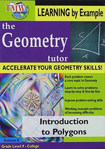 Geometry Tutor: Introduction to Polygons