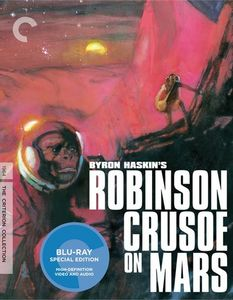 Criterion Collection: Robinson Crusoe On Mars [Special Edition] [Widescreen]