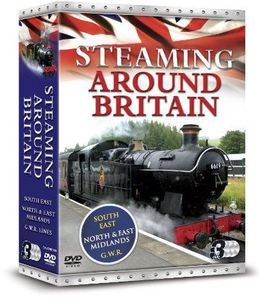 Steaming Around Britain: GWR British Rail & Branch