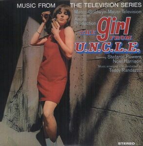 Music from TV Series Girl from U.N.C.L.E. (Original Soundtrack)