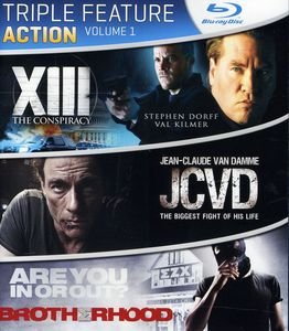 Action Triple Feature, Vol. 1