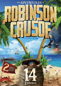 Adventures Of Robinson Crusoe Of Clippers Island