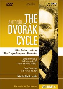The Dvorák Cycle: Volume 4