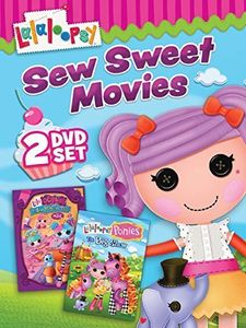 Lalaloopsy Sew Sweet Movies
