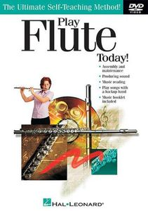Play Flute Today [Instructional]