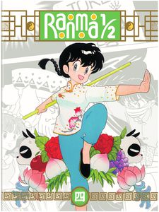 Ranma 1/ 2: TV Series Set 4