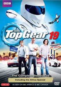 Top Gear 19: The Complete Season 19