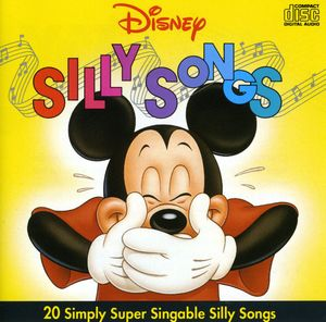 Disney's 20 Silly Songs /  Various