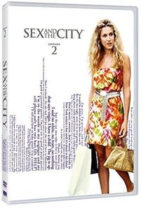 Sex & the City: The Complete Second Season