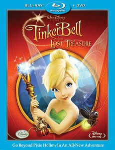 Tinker Bell & Lost the Treasure