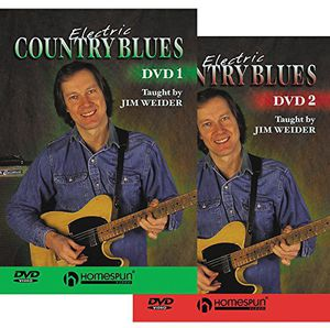 Electric Country Blues, Vol. 1 and 2
