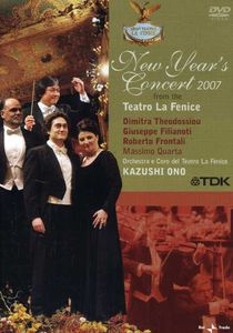 New Year's Concert 2007 from the Teatro la Fenice