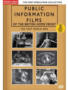 Public Information Films of the British Home Front
