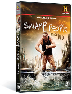 Swamp People: Season 2 [4 Discs]