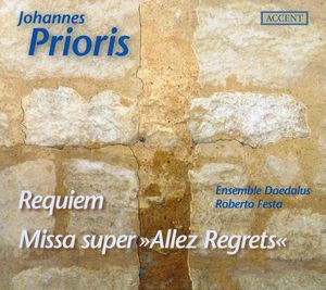 Requiem /  Missa Super Allez Regrets