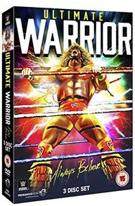 WWE: Ultimate Warrior - Always Believe [Import]