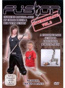 Vol. 2-Extreme Martial Arts Intermediate: Weapons