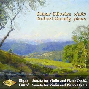 Elmar Oliveira Plays