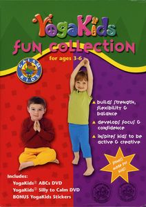 Gaiam Kids: Yogakids Fun Collection [2 Discs] [Exercise] [Childrens]