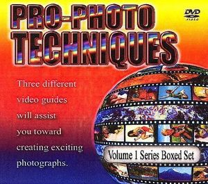 Pro-Photo Techniques,: Volume 1