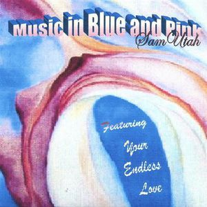 Music in Blue & Pink