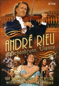 Andre Rieu at Schoenbrunn/ Vienna (Pal/ Region 0) [Import]