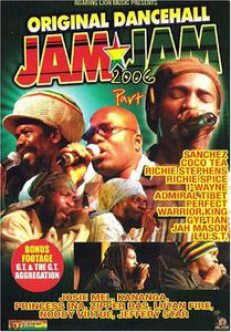 Original Dancehall Jam Jam 1 2006 /  Various