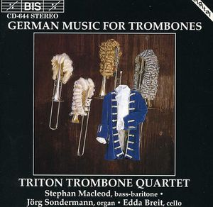 German Music for Trombone /  Various