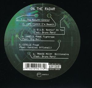 On The Radar [Indy Retail Only] [Limited Edition] [Explicit Content]