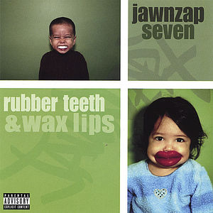 Rubber Teeth & Wax Lips