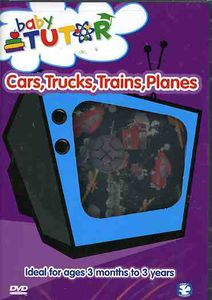 Baby Brainworks: Cars Trucks Trains Planes