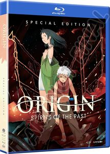 Origin: Spirits of the Past: Movie