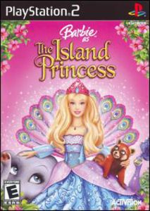 Barbie: Island Princess for PlayStation 2