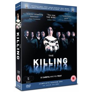 Killing: Season 1 (Danish Version) [Import]