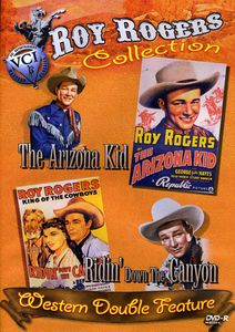 Roy Rogers Western Double Feature 2