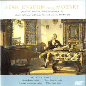 Sean Osborn Plays Mozart