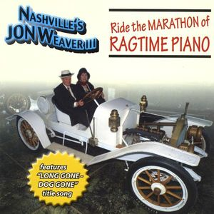 Ride the Marathon of Ragtime Piano