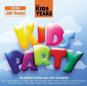 Kids Years: Kids Party [Import]