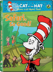 Cat in the Hat: Safari So Good