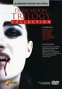 Dark Moon Trilogy