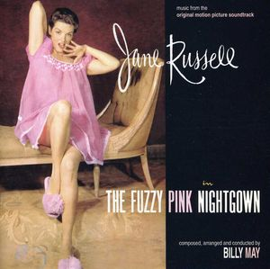 Fuzzy Pink Night Gown/ A Breath of Scandal/ Billy M [Import]