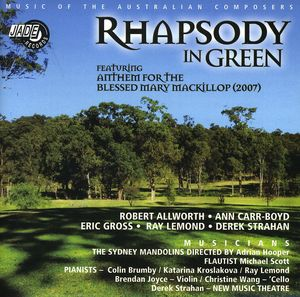 Rhapsody in Green