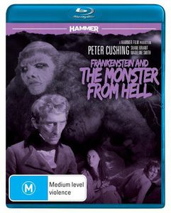Hammer Horror-Frankenstein & the Monster from Hell [Import]