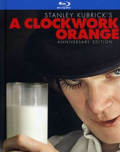 A Clockwork Orange [WS] [40th Anniversary Edition] [Digibook] [Bonus DVD]