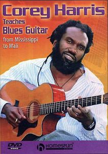 Corey Harris Teaches Blues Guitar