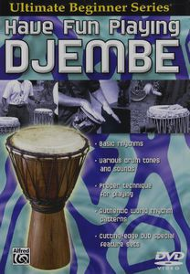 Ubs: Have Fun Playing Hand Drums - Djembe